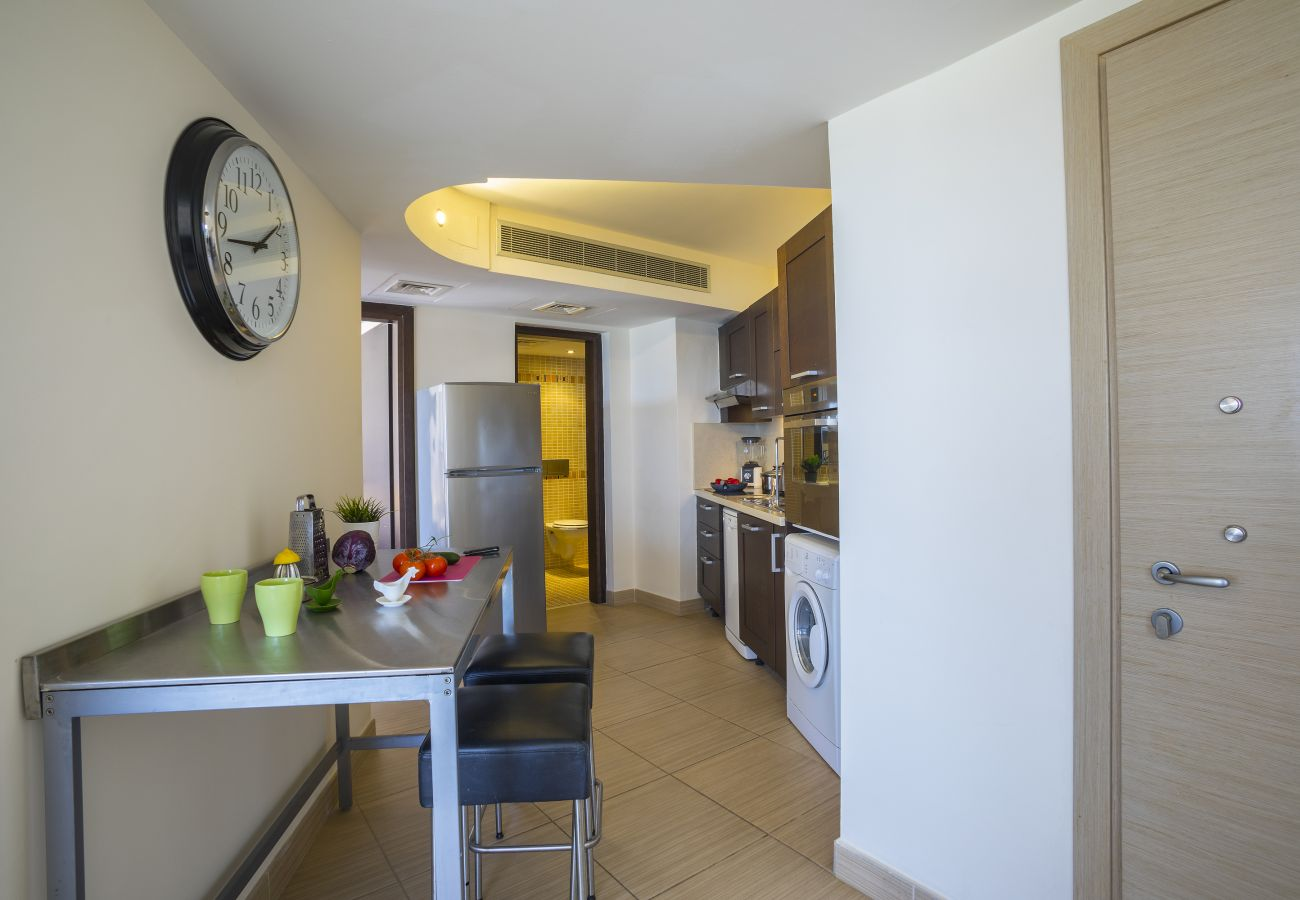 Apartment in Protaras - Protaras Eternity Beachfront Suite