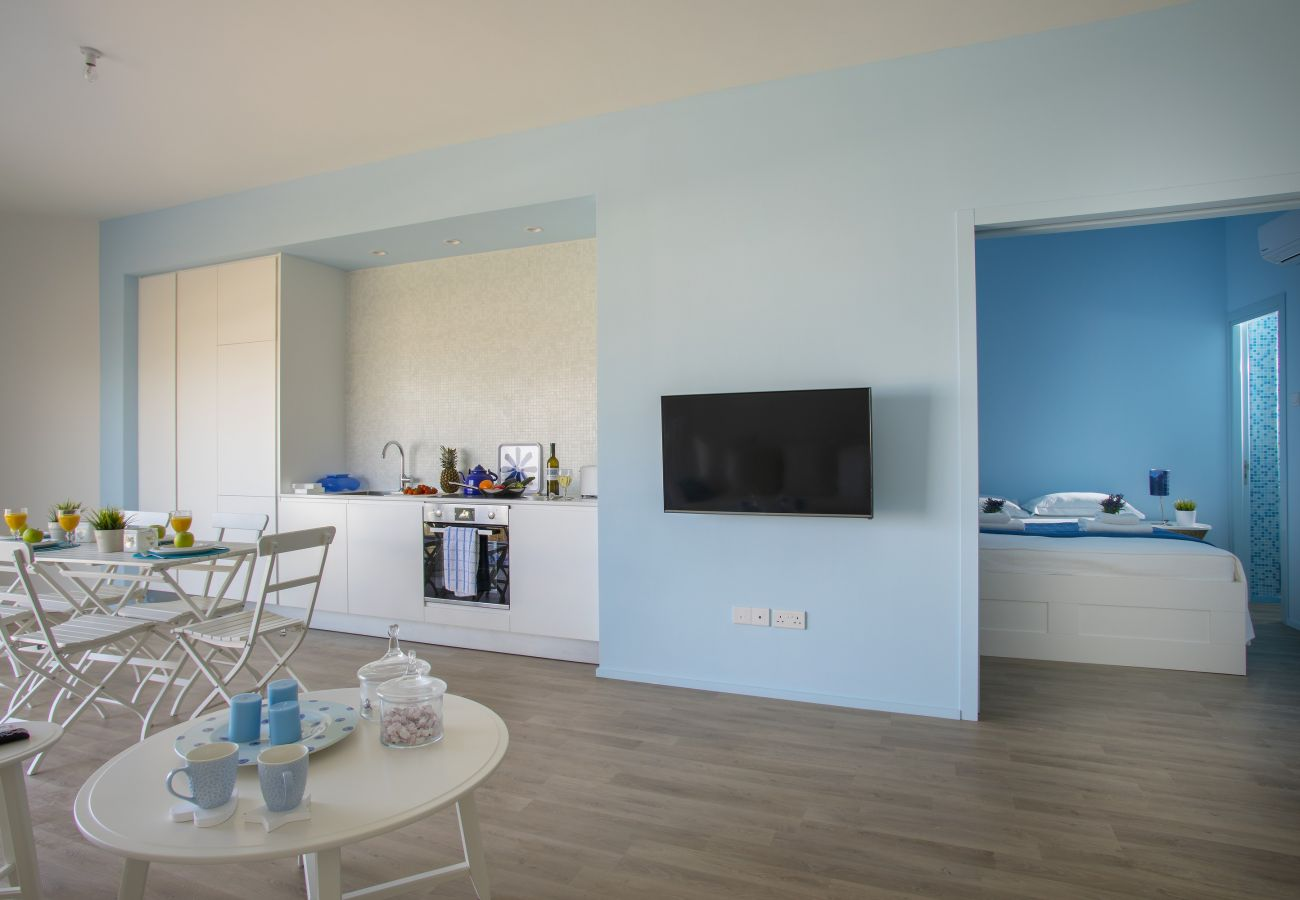 Apartment in Protaras - Protaras Seafront Azure Suite