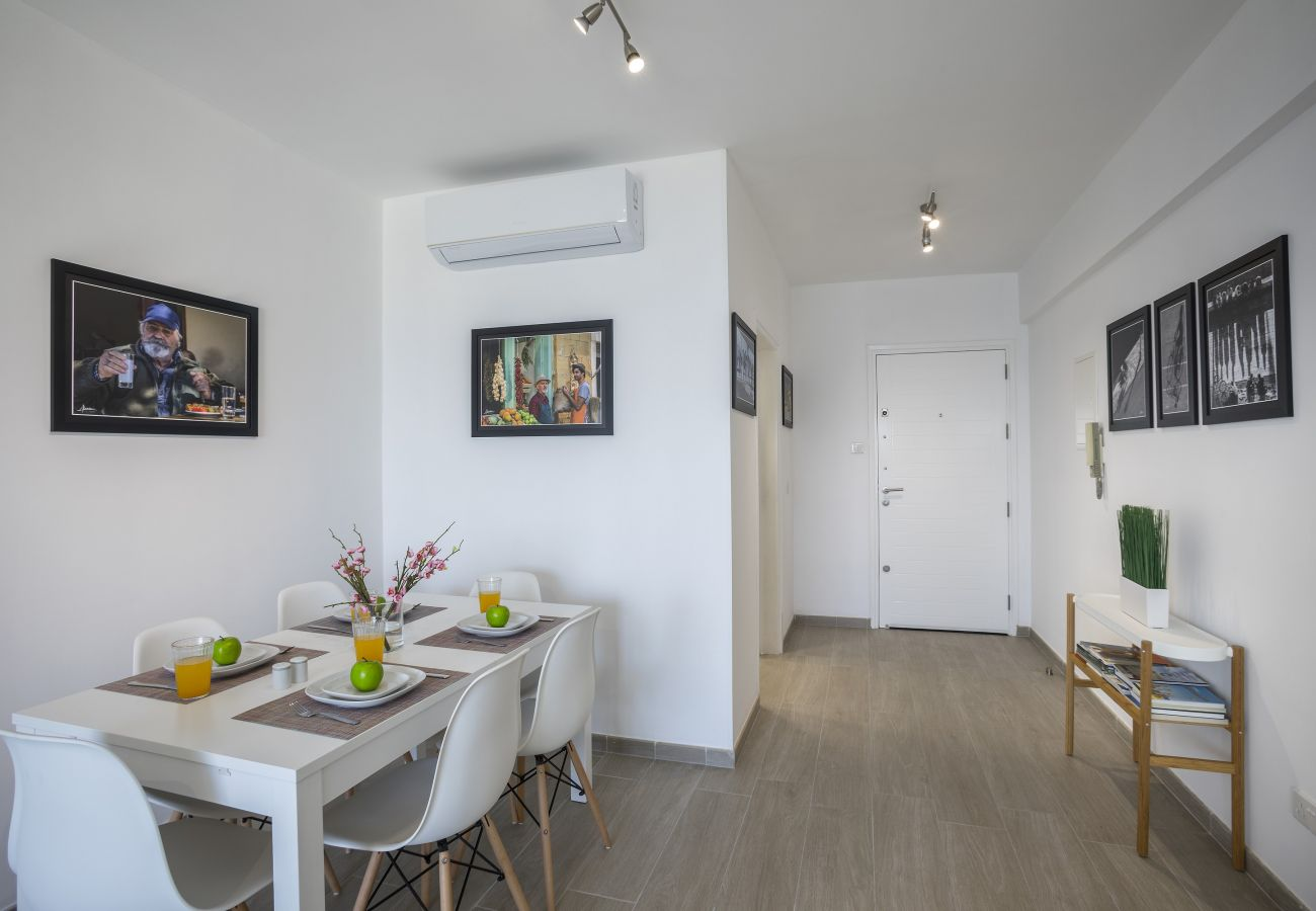 Apartment in Larnaca - Mackenzie Zoe Seafront Suite