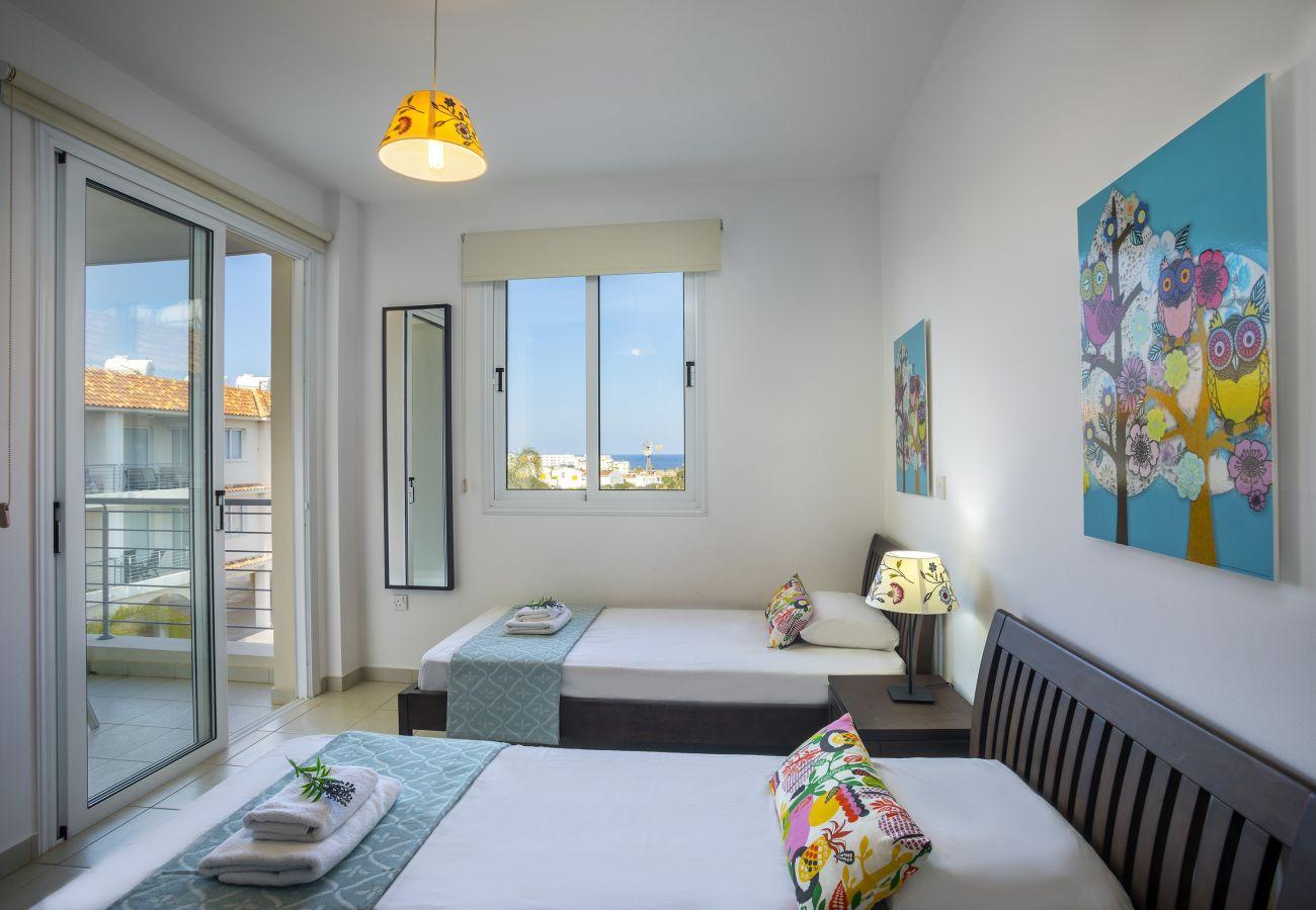 Apartment in Protaras - Protaras Palm Suite 207