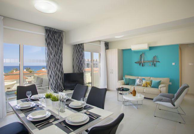 in Protaras - Protaras Marianna Seaview Suite