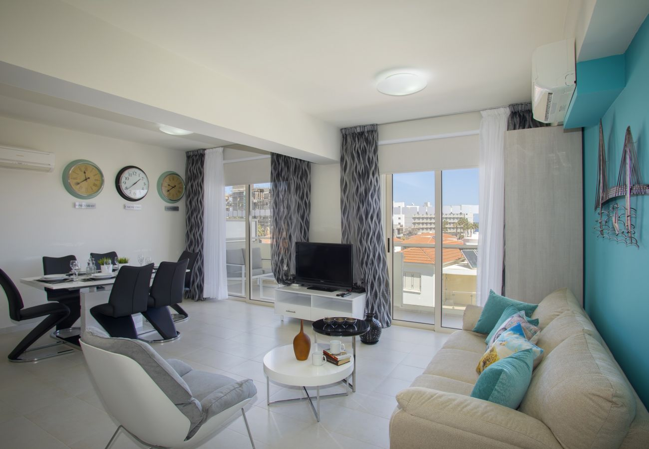 Apartment in Protaras - Protaras Marianna Seaview Suite