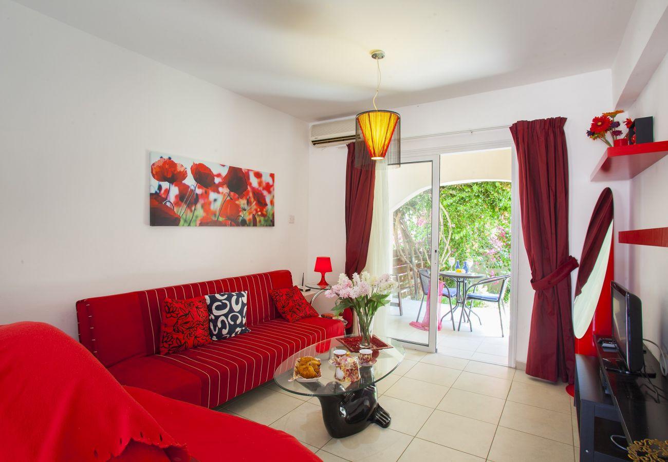 Apartment in Ayia Napa - Ayia Napa Olimpus Garden Suite 11
