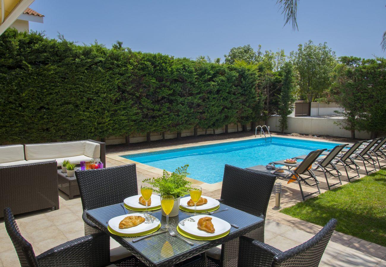 Villa in Larnaca - Pervolia Villa Anthea 1