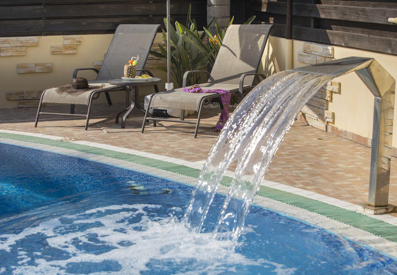 Villa in Ayia Napa - Ayia Napa Tropical Beach Villa