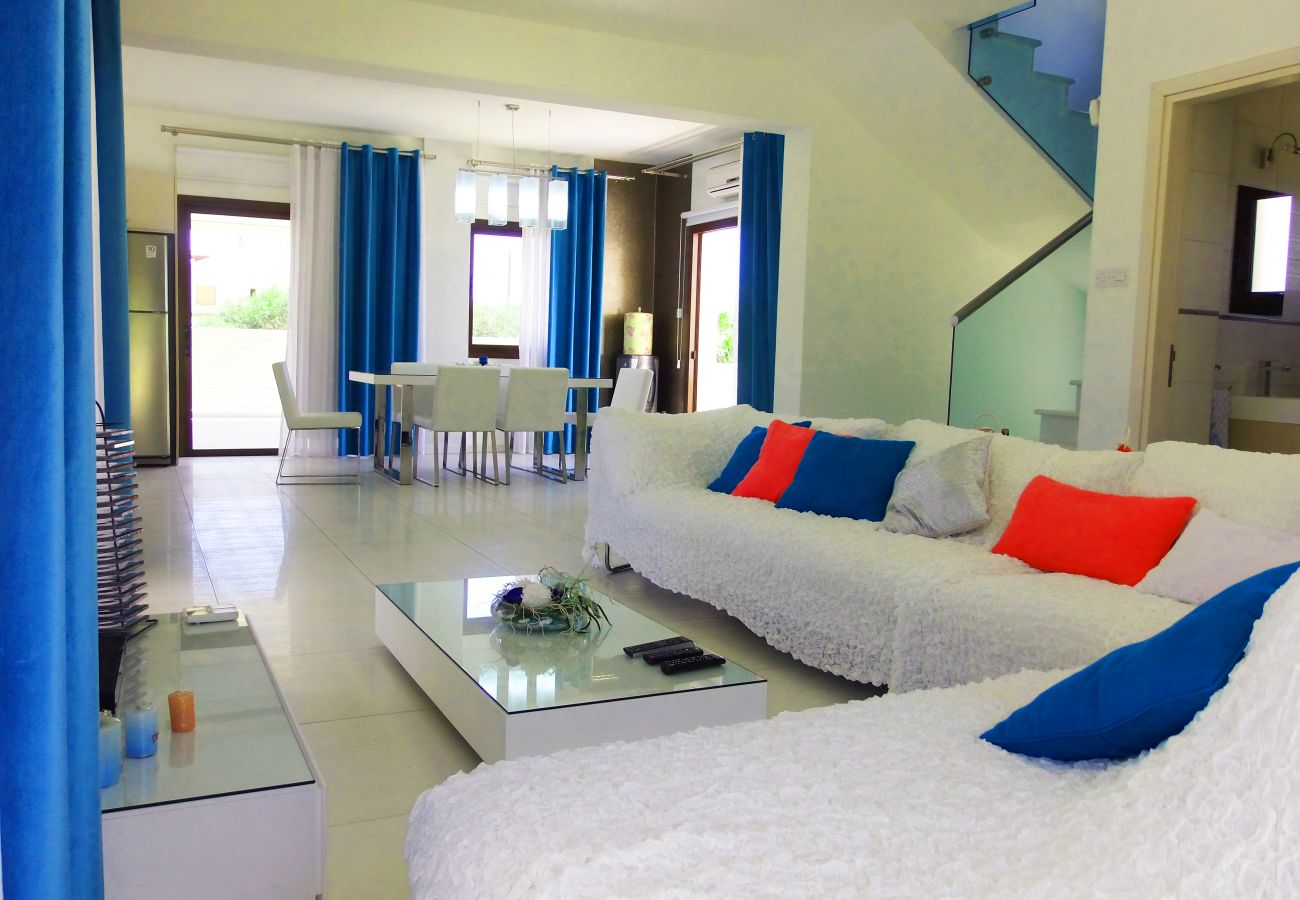 Villa in Ayia Napa - Villa Demetra With Hot Tub and Sauna