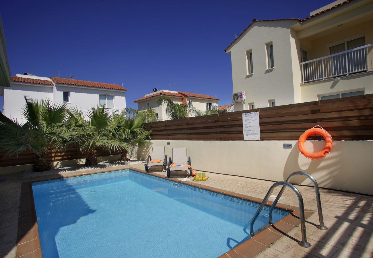 Villa in Protaras - Protaras Villa Clover Near The Beach