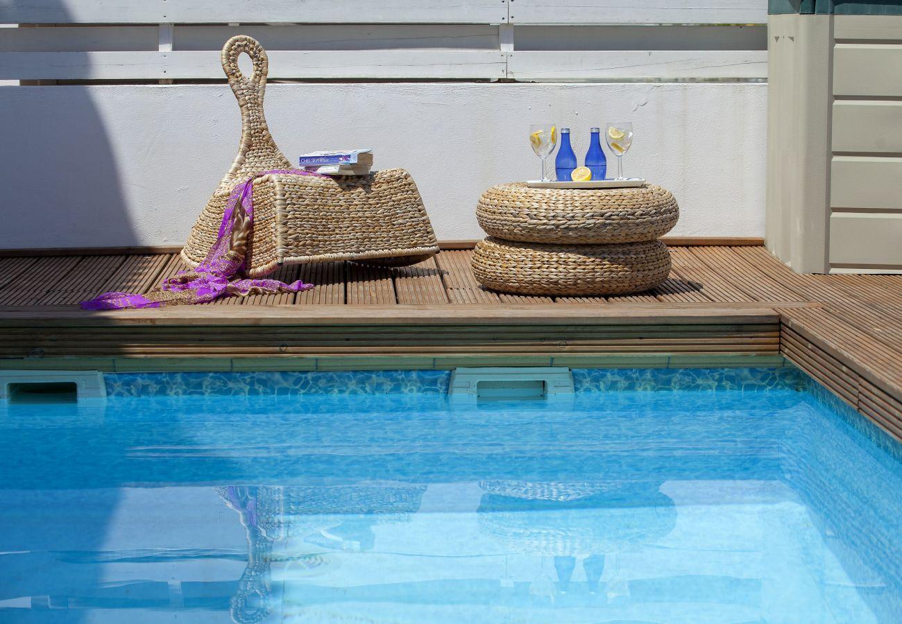 Villa in Protaras - Protaras Villa Daffodil Near The Beach