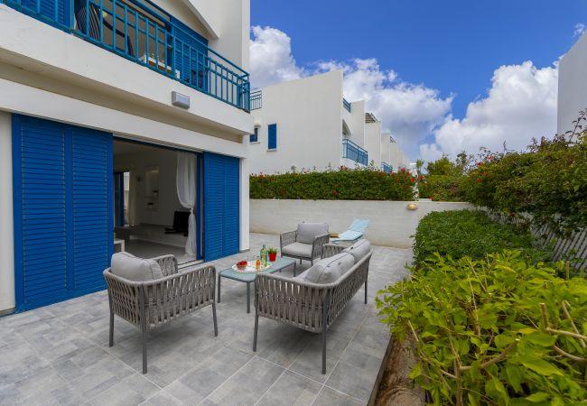 Villa/Dettached house in Protaras - Protaras Fig Tree Bay Villa Stef