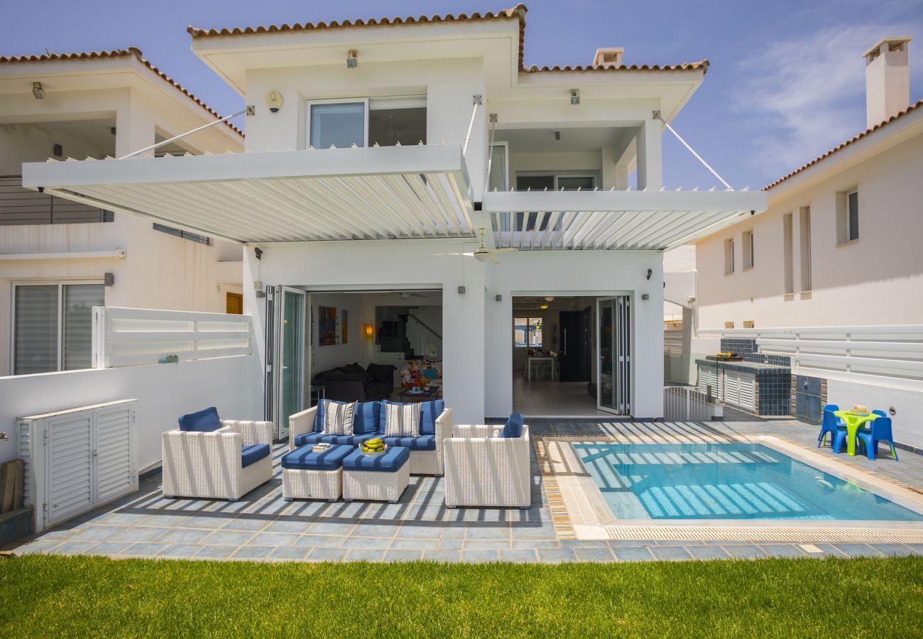 Villa in Protaras - Protaras Sirina Pearl With Sea View