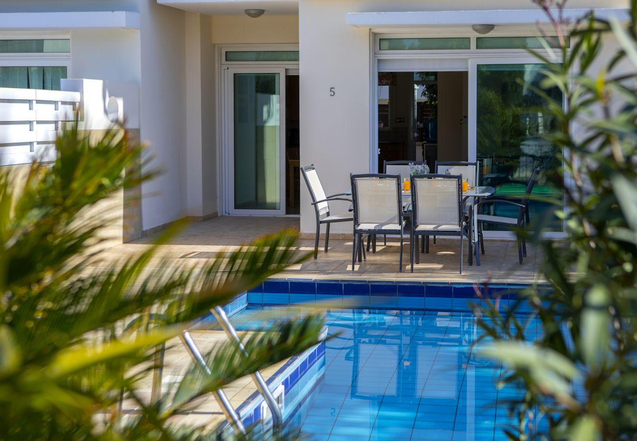 Villa in Protaras - Protaras Villa Marilia Near Fig Tree Bay Beach