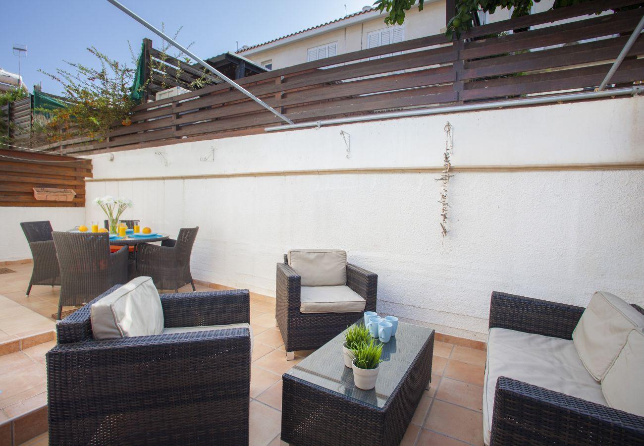 Villa in Protaras - Protaras Villa Antia Few Min To The Beach
