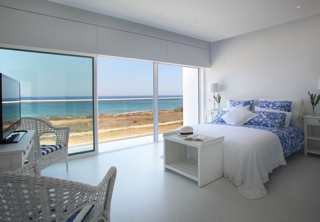 Villa in Protaras - Protaras Villa Eponine With Sea View