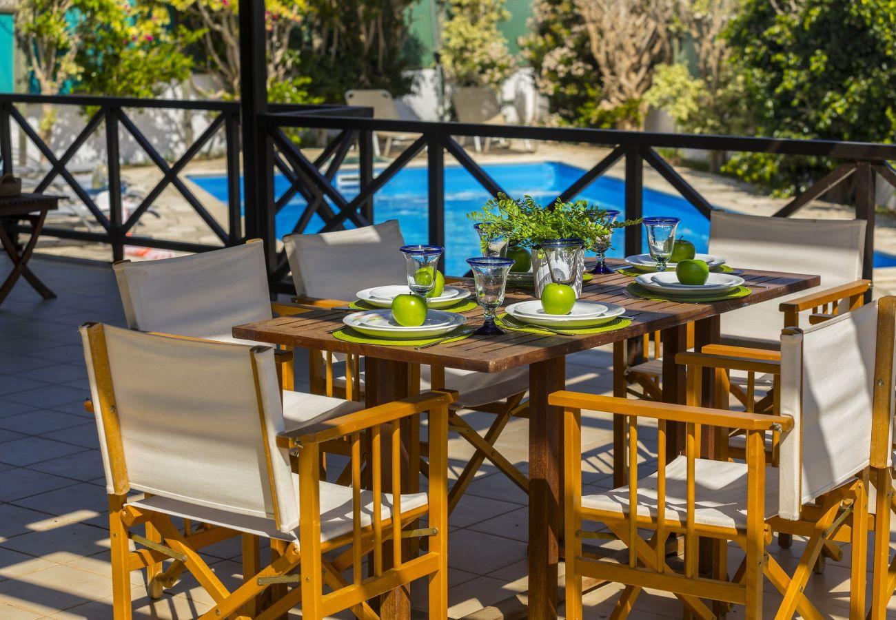 Villa in Protaras - Protaras Ayios Elias Views