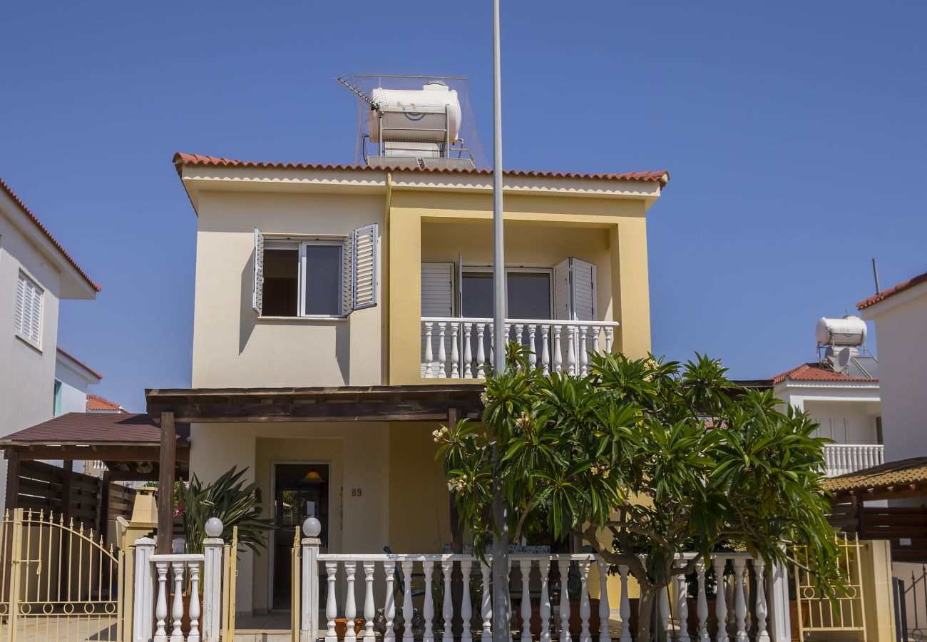 Villa in Protaras - Protaras Villa Amber Min Walk To The Beach