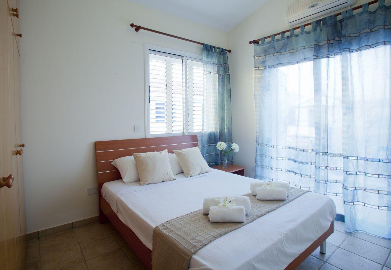 Villa in Protaras - Protaras Villa Skyros 2 Min Walk To The Beach