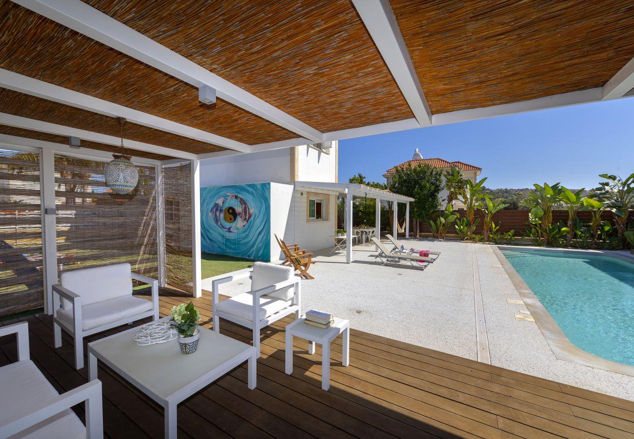 Villa in Protaras - Protaras Villa Nefeli Near Fig Tree Bay
