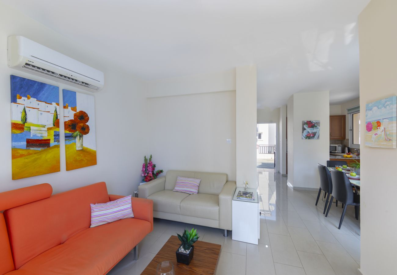 Villa in Protaras - Protaras Villa Verena Near Pernera Beach