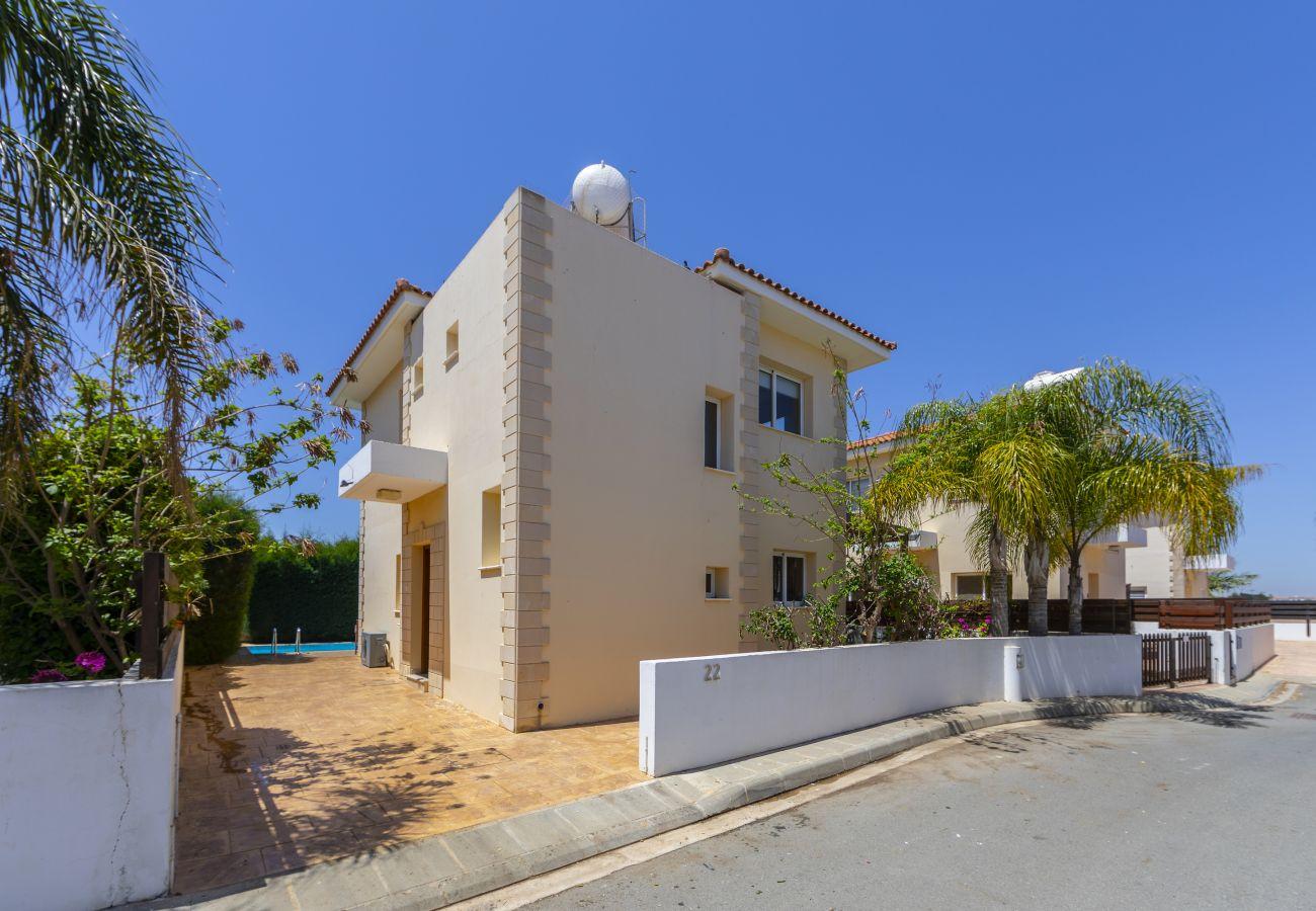 Villa in Protaras - Protaras Villa Lindos 22