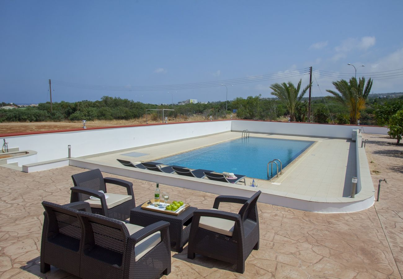 Villa in Protaras - Protaras Views With Large Plot
