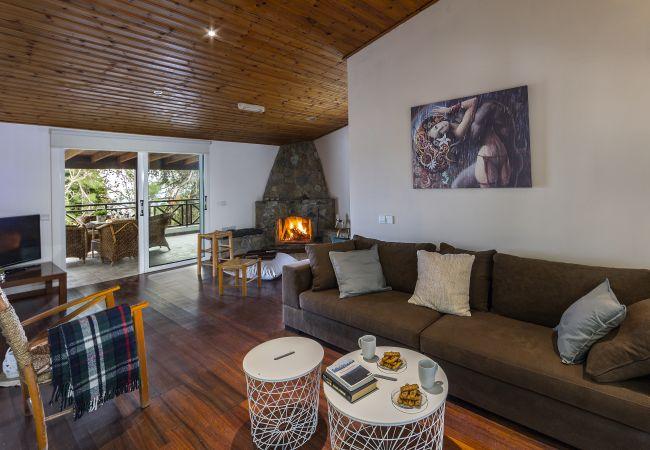 Villa/Dettached house in Platres - Platres Forest View Cottage