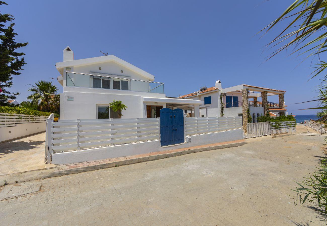 Villa in Protaras - Protaras Villa Serifos By The Sea