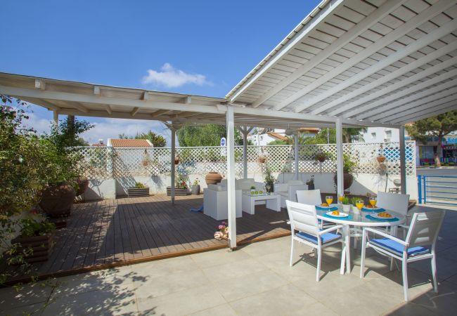 Villa/Dettached house in Protaras - Protaras Villa Nicol 2 Near Sirina Beach