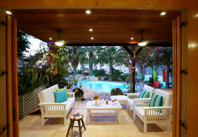 Villa/Dettached house in Protaras - Protaras Ayios Elias Hilltop Villa