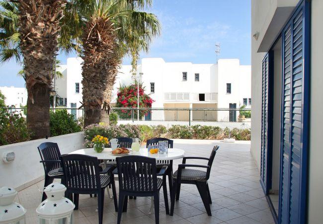 Villa/Dettached house in Protaras - Protaras Villa Julie Near Fig Tree Bay Beach