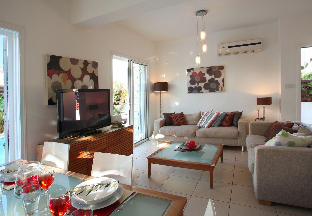 Villa in Protaras - Villa Villa Kos 19 Near Konnos Beach