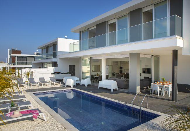 Villa/Dettached house in Protaras - Protaras Olivine Pearl Villa 16 Near Centre