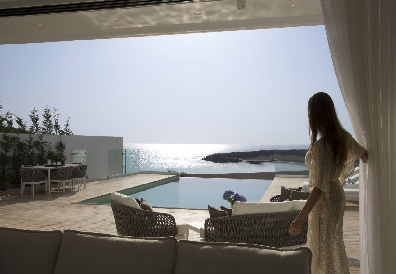 Villa in Protaras - Blue Protaras Seafront Villa 3