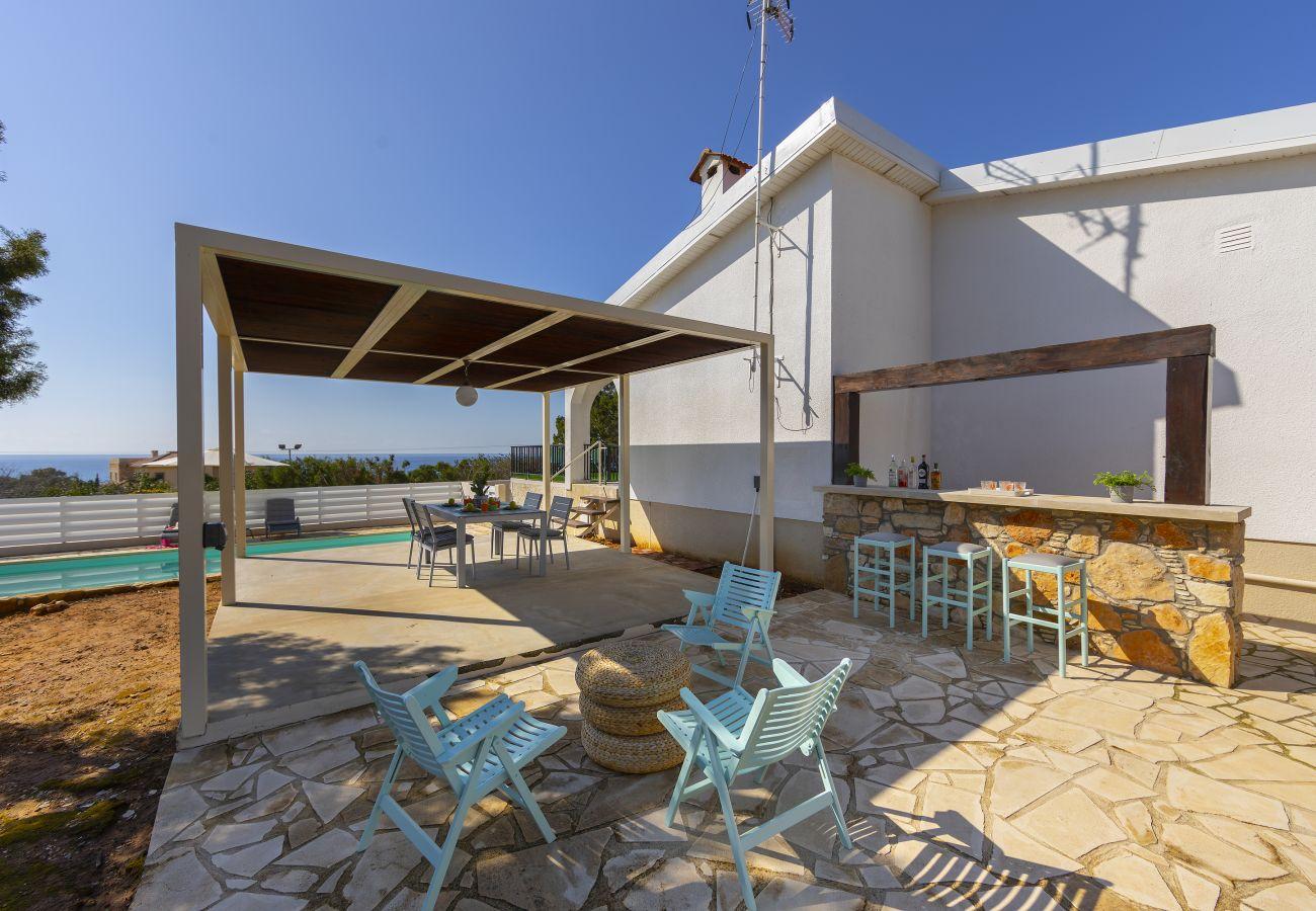 Villa in Ayia Napa - Ayia Napa Ammos Sea View