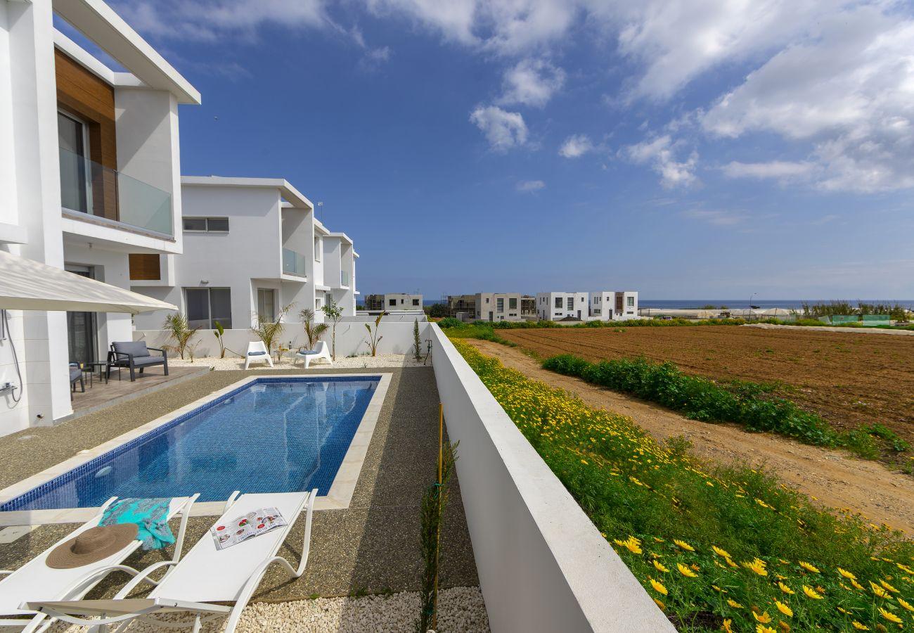 Villa in Protaras - Protaras Seaview Villa Alasia