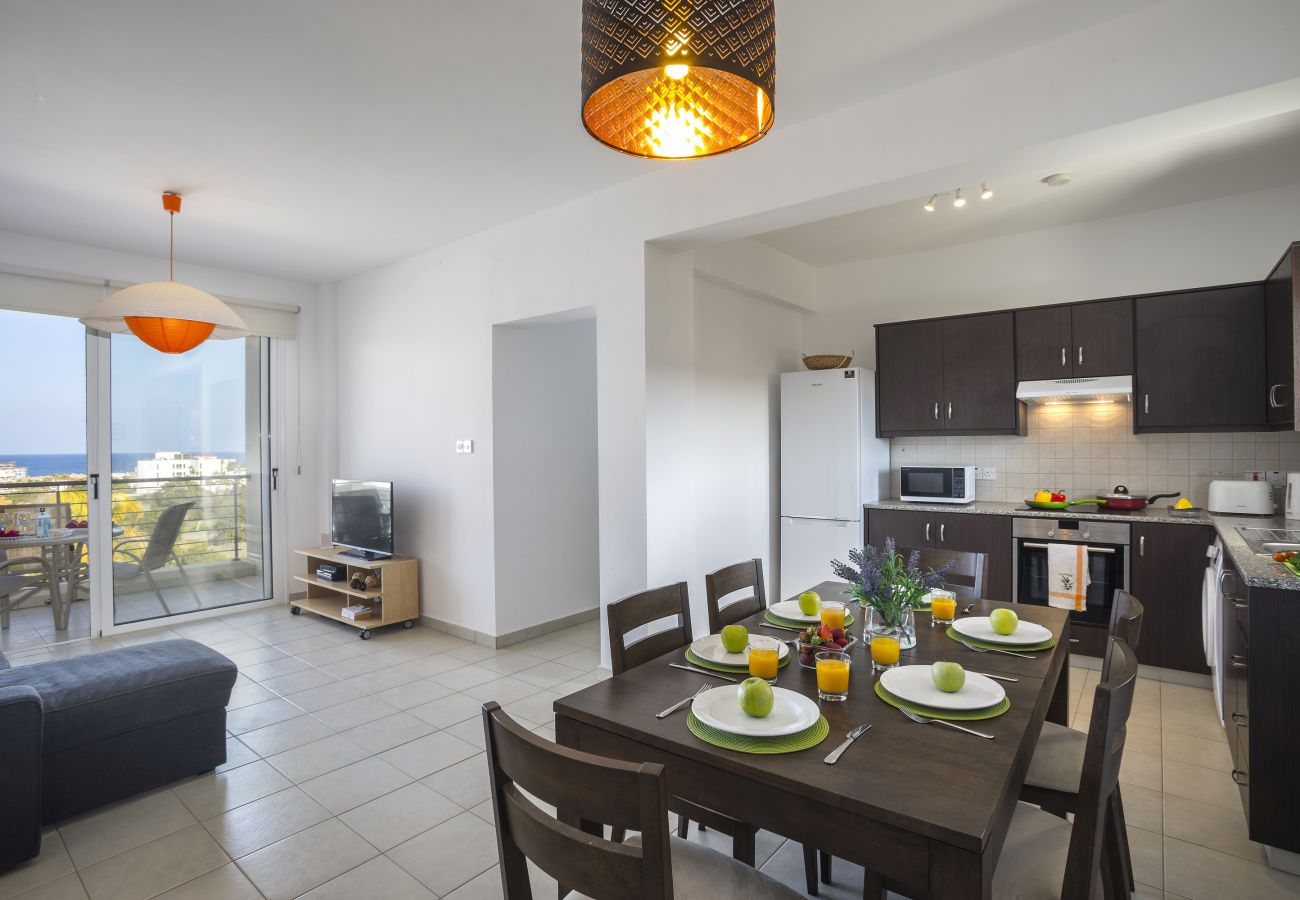 Apartment in Protaras - Protaras Palm Poppy Suite 209