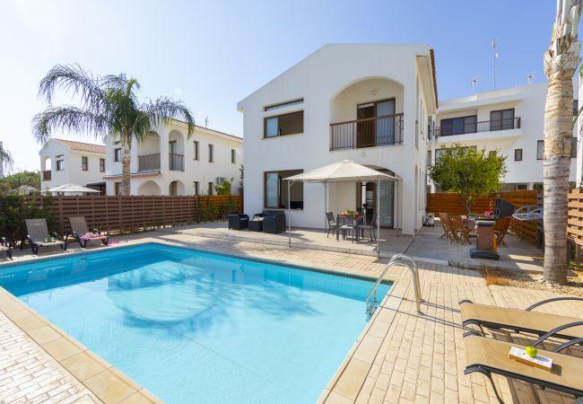 Villa/Dettached house in Protaras - Protaras Rainbow Villa 3