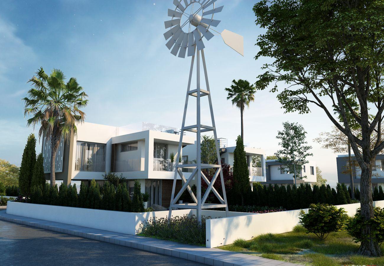 Villa/Dettached house in Protaras - protaras pearl