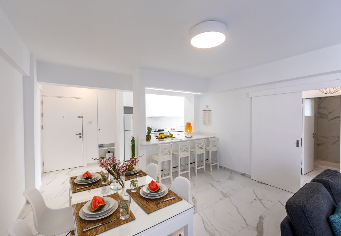 Apartment in Larnaca - Mackenzie Leo Seafront Suite