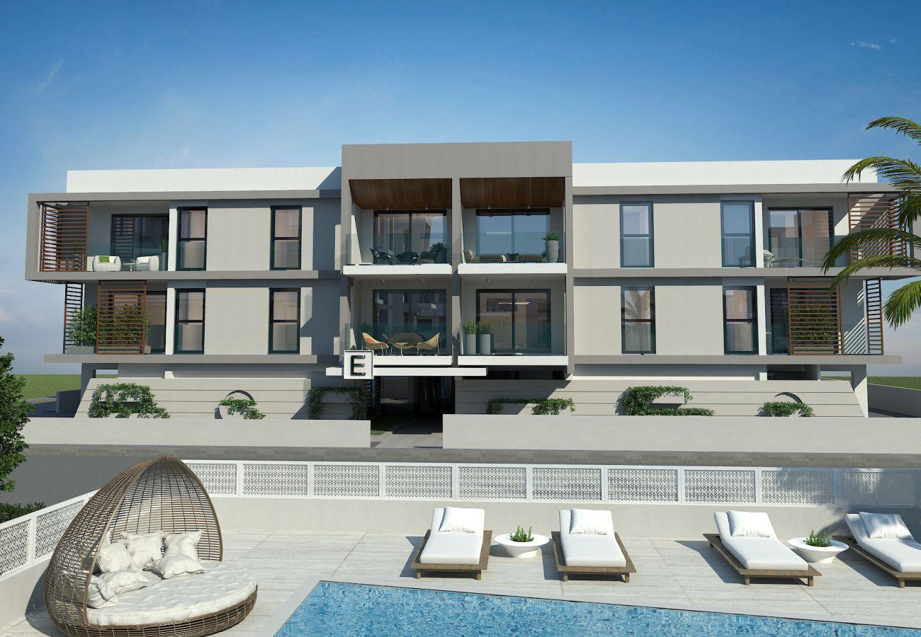 Apartment in Paralimni - Paralimni Residence 1 bed