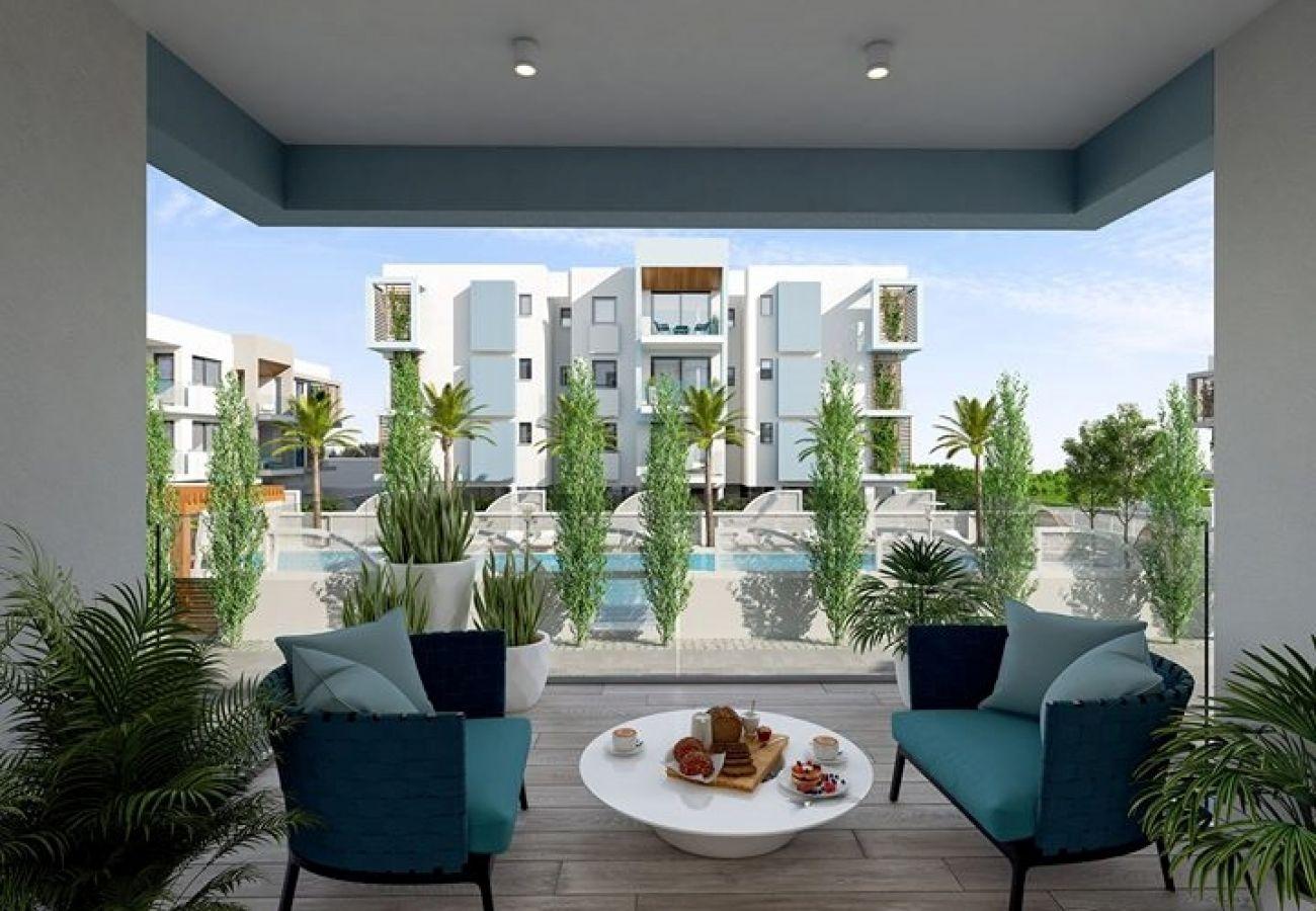 Apartment in Paralimni - Paralimni Residence 3 bed