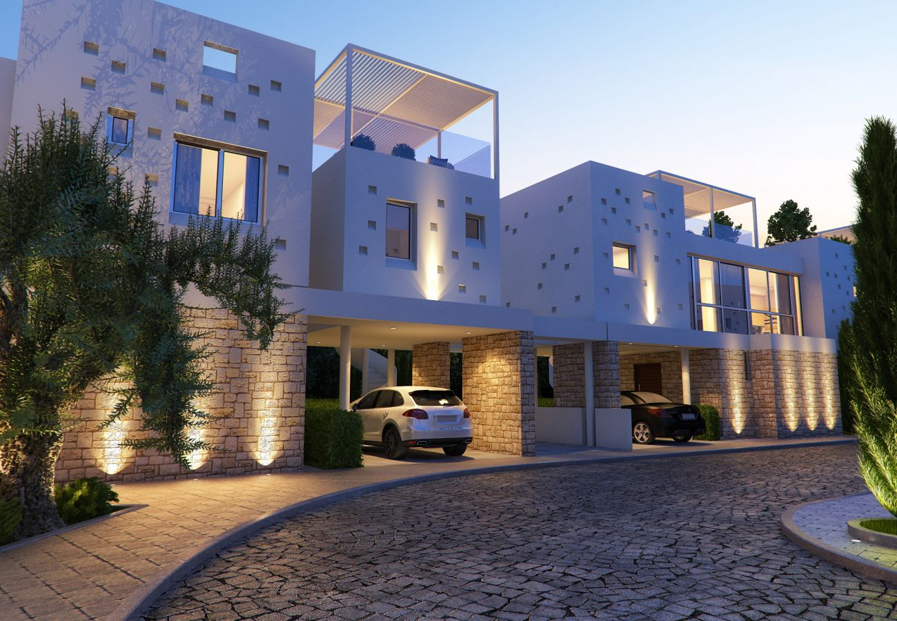 Villa/Dettached house in Paralimni - Pernera Views Residence TC