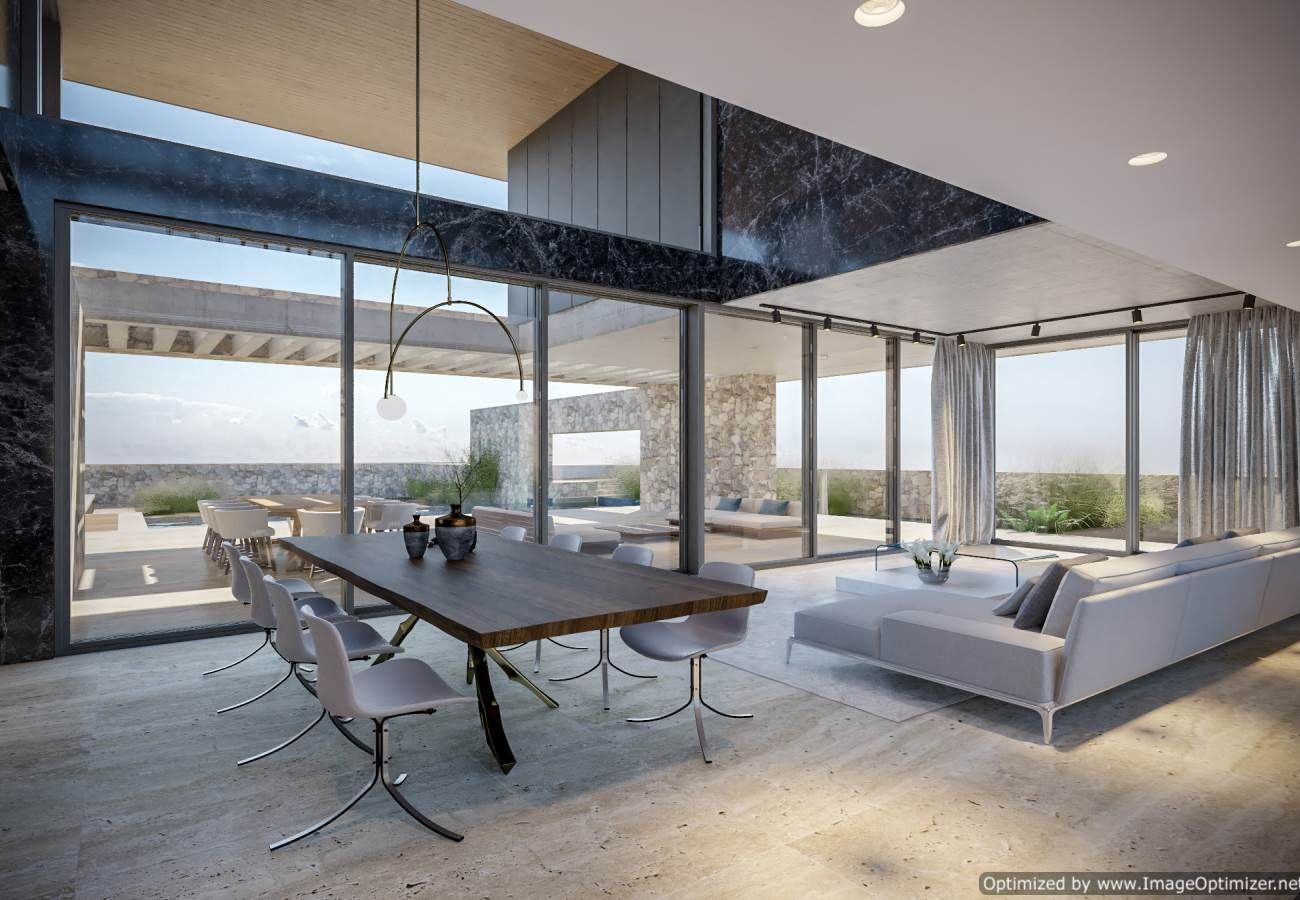 Villa/Dettached house in Ayia Napa - Semera Seafront