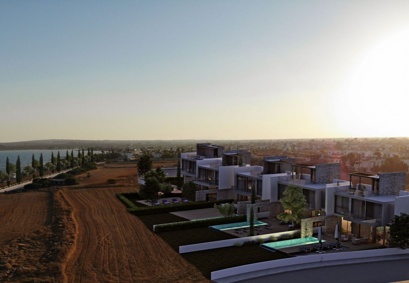 Villa/Dettached house in Ayia Napa - Pliades Seafront H7