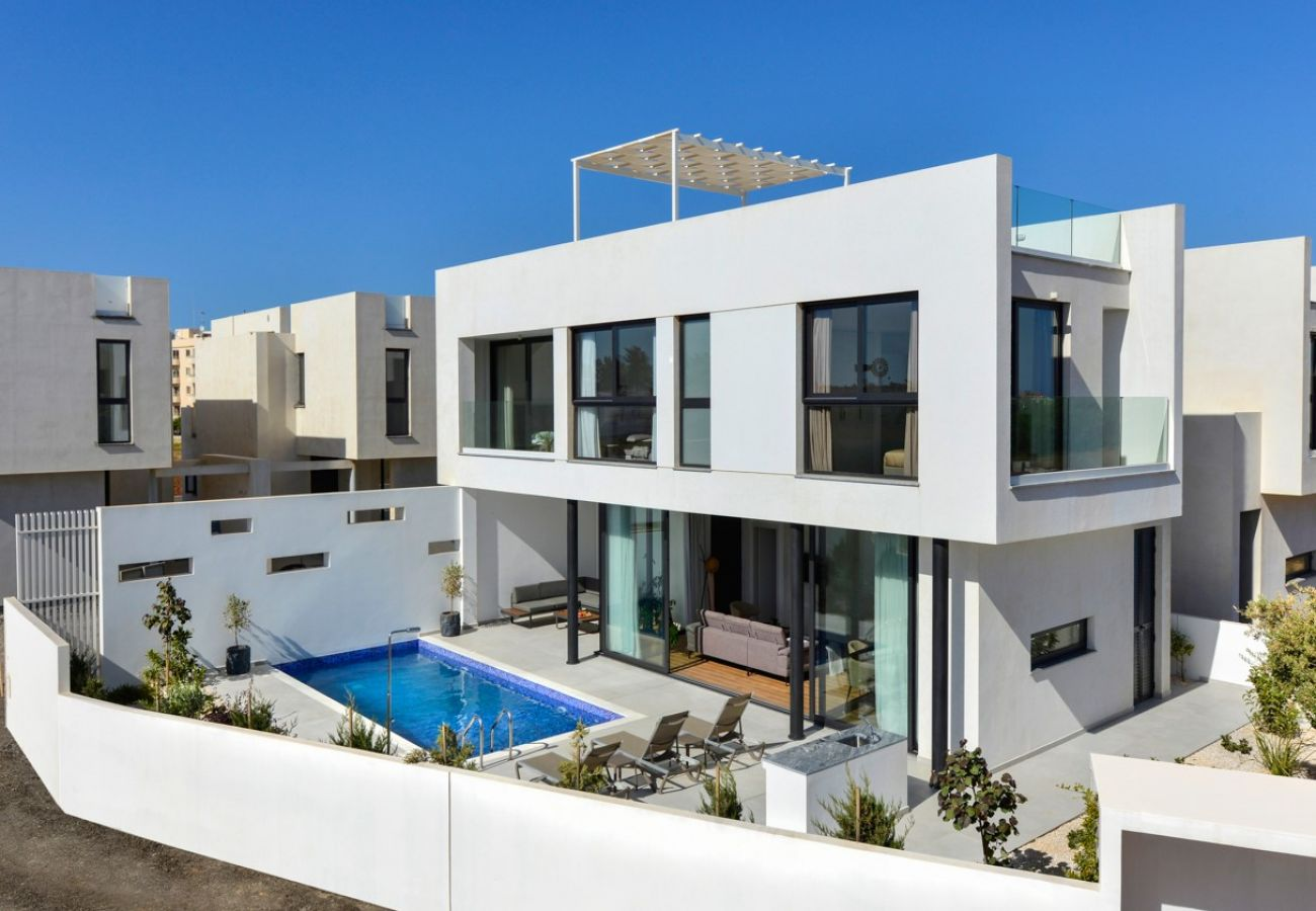 Villa/Dettached house in Protaras - Pernera Residence H22