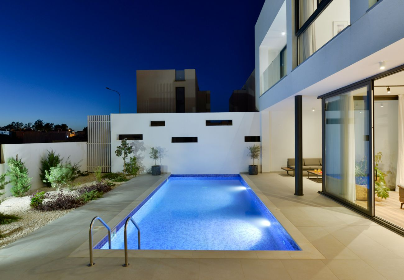 Villa/Dettached house in Paralimni - Pernera Residence BH2