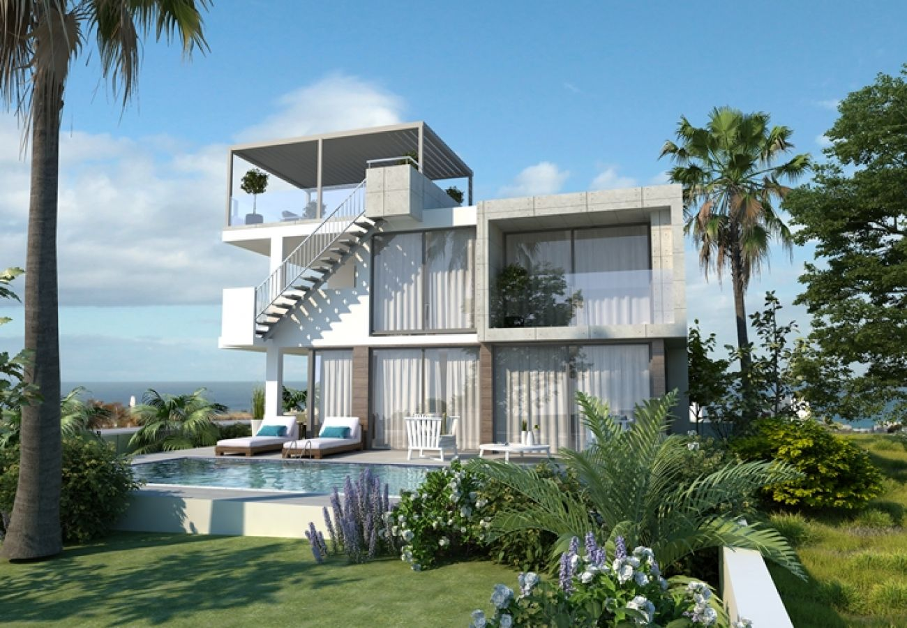Villa/Dettached house in Protaras - Imperial Jade Villa V4