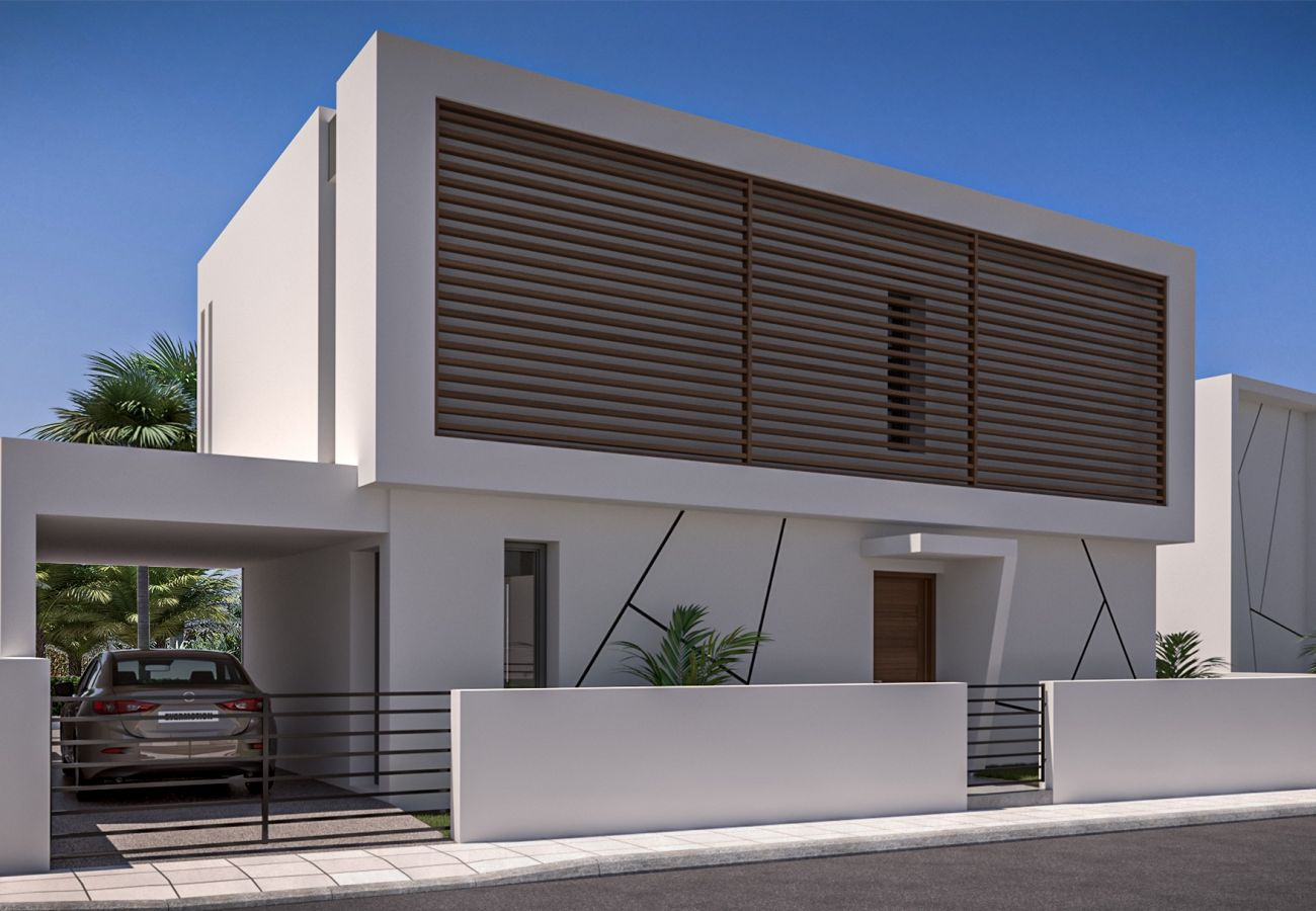 Villa/Dettached house in Paralimni - Kapparis Seaside Residence H9