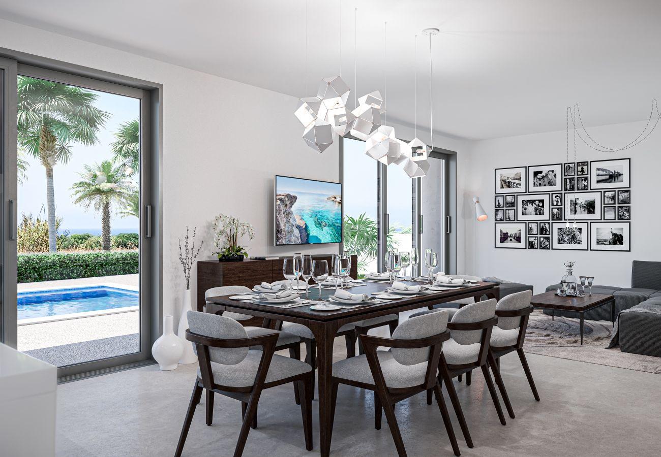 Villa/Dettached house in Paralimni - Kapparis Seaside Residence H9