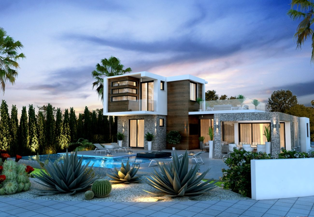 Villa/Dettached house in Ayia Napa - Sunrise Seafront Residence