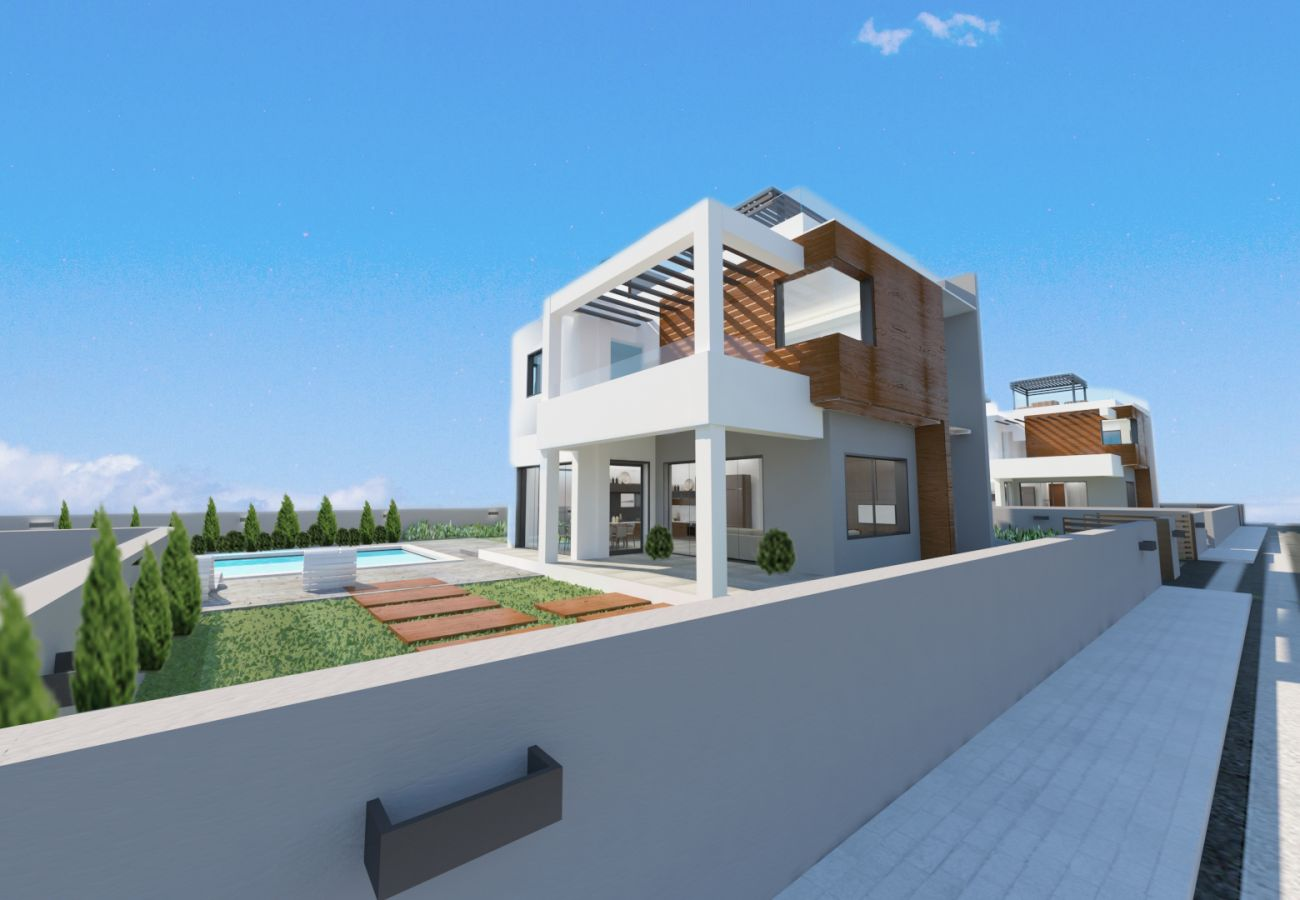 Villa/Dettached house in Ayia Napa - Ayia Thekla Residence A1